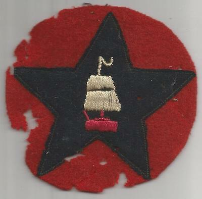 Book Of Dreams WW 1 US Army 76th Division Patch Inv# K997