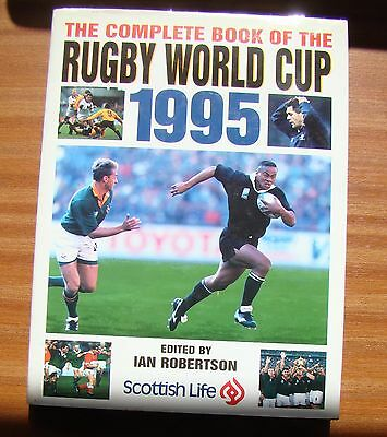 Books, Rugby World Cup, 1995