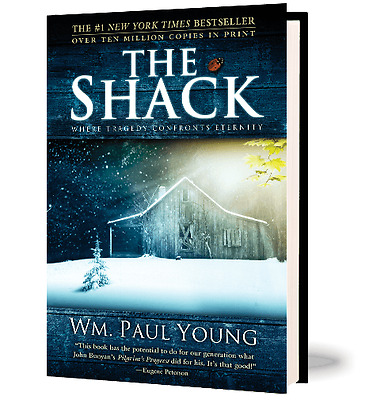 The Shack Where Tragedy Confronts Eternity Hardcover Book By William P. Young