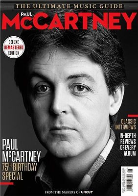 PAUL McCARTNEY - THE UNCUT ULTIMATE MUSIC GUIDE - COMPLETE STORY DELUXE EDITION