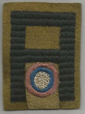 Book Of Dreams WW 1 US Army 1st Army Aero Service Patch Inv# K986