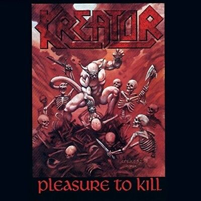 Kreator - Pleasure To Kill [New CD] UK - Import