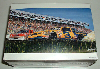 #3 Dale Earnhardt WRANGLER Monte Carlo THE WILD SIDE aka Pass in the Grass 2002