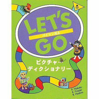 Let's Go Picture Dictionary: English-Japanese Edition - Paperback NEW R. Nakata(