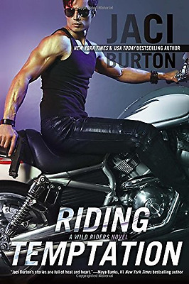 Riding Temptation - Paperback NEW Jaci Burton(Aut 2008-10-07