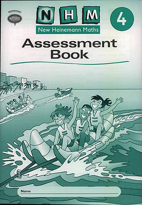 New Heinemann Maths: Assessment Workbook Year 4 - Paperback NEW Scottish Primar