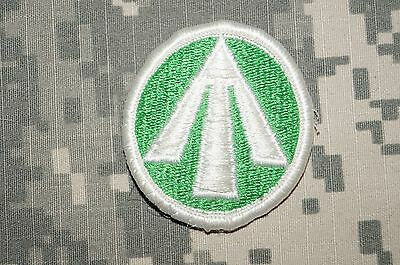 Authentic US Army Military Traffic Management Command Dress Colored Sew On Patch