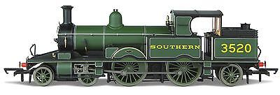 Oxford Rail Adams Radial Locomotive Southern Railway Or76Ar006