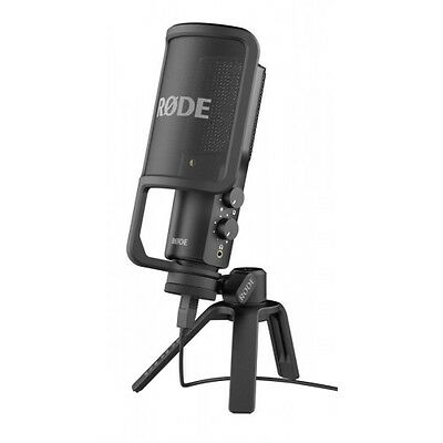 Rode NT-USB USB Vocal Microphone