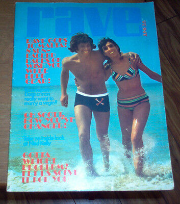 Rave Magazine 1970 Peter Green Scott Walker Mick Jagger Vintage UK Music Rare
