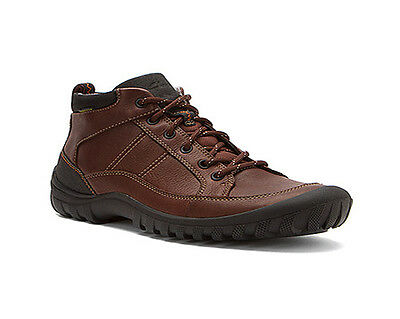 New Clarks Men's Archeo Hi Boot Brown Leather 10