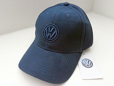 + VW Cap blau, DAS ORIGINAL Volkswagen Polo, Golf, Passat, Sharan, Touran
