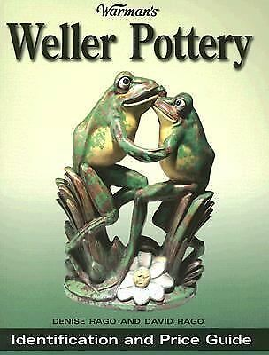 Warman's Weller Pottery ID & Price Guide by Rago
