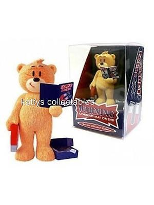 Bad Taste Bears Figurine Magnus New Condition with Original Box with all inserts