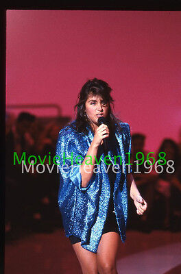 LAURA BRANIGAN VINTAGE 35mm SLIDE TRANSPARENCY 12904 PHOTO