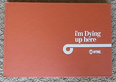 I'M DYING UP HERE SHOWTIME 2017 PROMO PRESS KIT MELISSA LEO JIM CARREY + DVDs