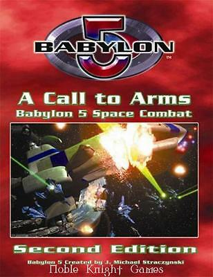 Mongoose Babylon 5 Call to Arms Mini Call to Arms, A (2nd Edition) HC EX