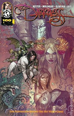 Darkness (2007 3rd Series) #100E VF