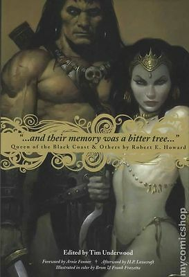 And Their Memory Was a Bitter Tree HC (2008 Conan Novel) #1A-1ST VF