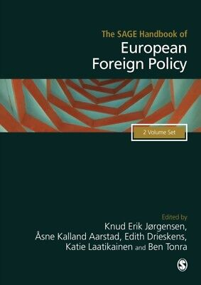 Sage Handbook Of European Foreign Policy, Kalland Aarstad, Aasne,. 9781446276099