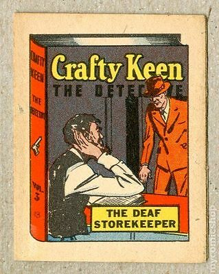 Thrilling Stories Crafty Keene Booklet #3 FN 6.0