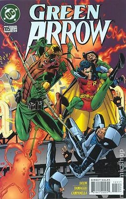 Green Arrow (1987 1st Series) #105 VF- 7.5