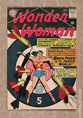 Wonder Woman (1942-1986 1st Series DC) #156 VG 4.0