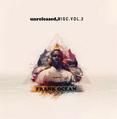 "Frank Ocean "" Unreleased, Misc Vol. 2 "" *** Coloured Vinyl *** New Lp Vinyl"