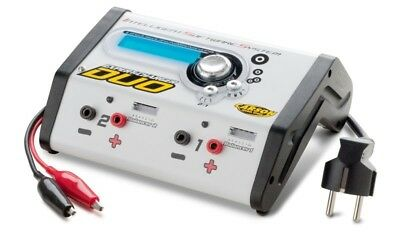 Carson Expert Charger Duo 12V/230V 10A - 500606035