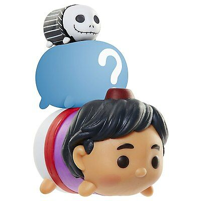 Disney Tsum Tsum 3 Pack Series 4 - Aladdin, Jack and Mystery Character  *NEW*