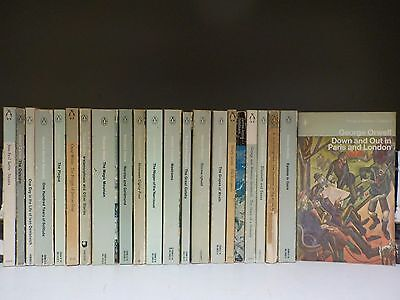 Vintage Penguin Modern Classics (1960/70's) - 22 Books Collection! (ID:47652)