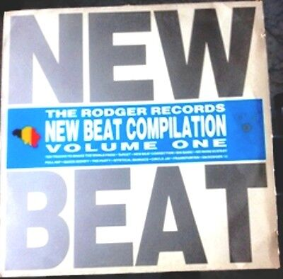ACID HOUSE ACIDO BELGIO The Rodger Records New Beat Compilation Vol. One