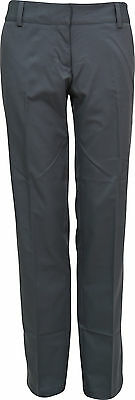 adidas ClimaLite Full Length Ladies Golf Pants - Grey
