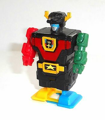 """Vintage 1984 Voltron Wind-up Walkers ~ WALKING ROBOT ~ 3"""" Tall Toy (FG44)"""