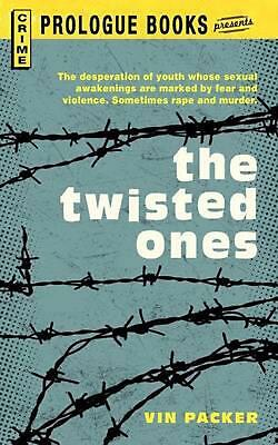 The Twisted Ones by Vin Packer (English) Paperback Book Free Shipping!