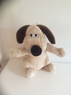 Large Gromit Dog Soft Toy.wallace And Gromit...aardman