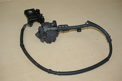 Used Front Brake Calliper, Pads, Reservoir For TGB Tapo 50cc Scooter