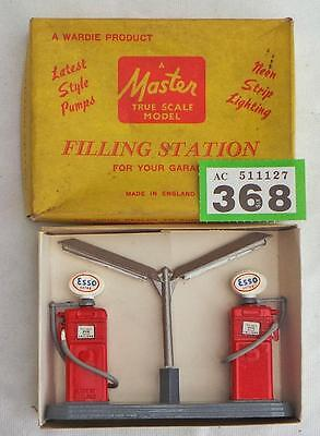 G368 Wardie Product Master K68 Petrol filling station EX in box