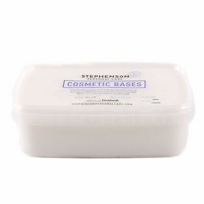 Foaming Bath Butter (Crystal OPC) - 1Kg (SOAP1KFOAMBATHBUTT)