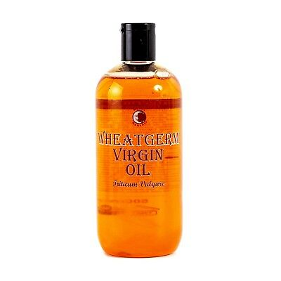 Wheatgerm Carrier Oil - 100% Pure - 500ml (OV500WHEAVIRG)