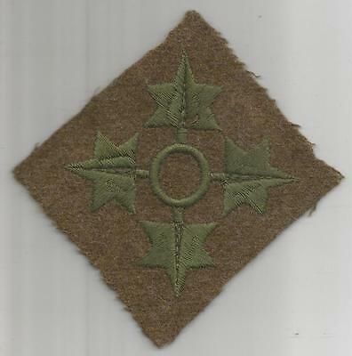 Book Of Dreams WW 1 US Army 4th Division Patch Inv# K973