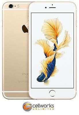 Apple iPhone 6s ( Factory Unlocked ) - 64GB - Gold - CLEAN IMEI
