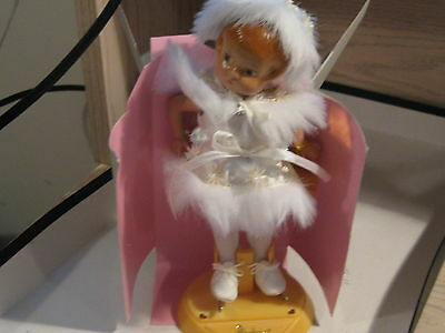 "Effanbee Patsyette Ice Dancer V618 Doll Mint in Box 9"" Tall"