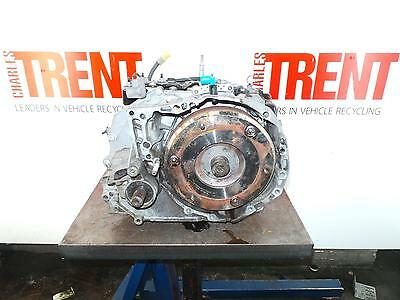 2007 RENAULT MEGANE 1598cc Petrol 4 Speed Automatic Gearbox DP0050 (Tag 444525)