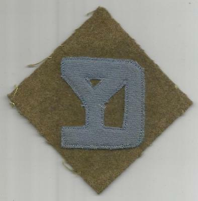 Book Of Dreams WW 1 US Army 26th Division Patch Inv# K958