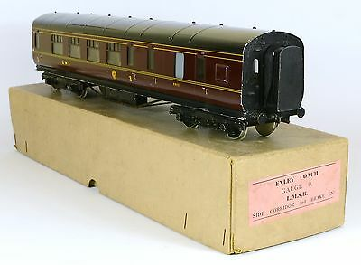 EXLEY O GAUGE LMS CORRIDOR 3rd BRAKE WITH AN EXCELLENT GENUINE BOX