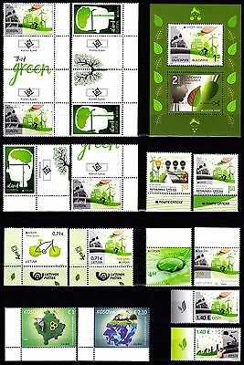 EUROPA CEPT - 2016 - 49 Different Complete Countries - (See 8 X Scan) ** MNH