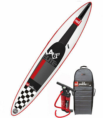 Save $800! 2015 Red Paddle Co Elite 14-0 Inflatable Paddle Board SUP, was $1799