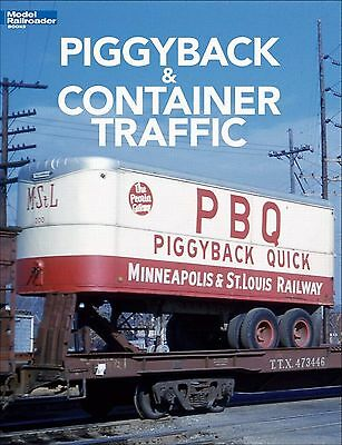 Kalmbach Publishing Book Piggyback & Container Traffic