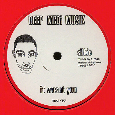 "Silkie It Wasn't You / Jah Man 12"" Medi096 Deep Medi Musik Mala Dmz Dubstep"